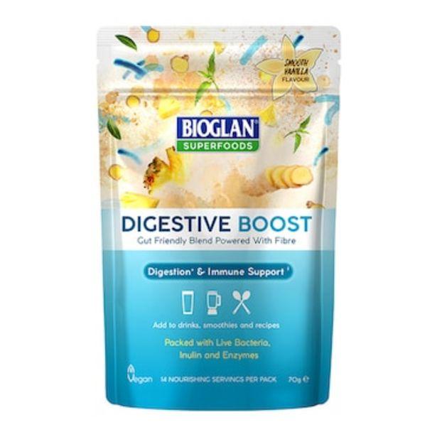 Bioglan Digestive Boost 70g offer at £6.49
