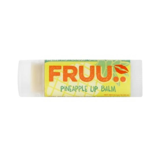 Fruu Pineapple Lip Balm 4.5g offer at £2.24