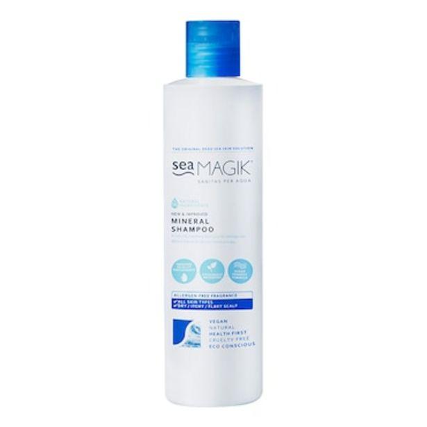 Sea Magik Mineral Shampoo offer at £6.74