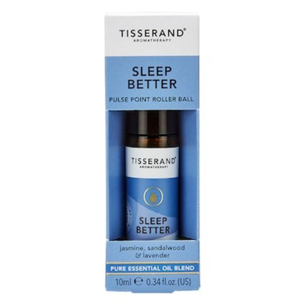 Tisserand Sleep Better Roller Ball offer at £4.19