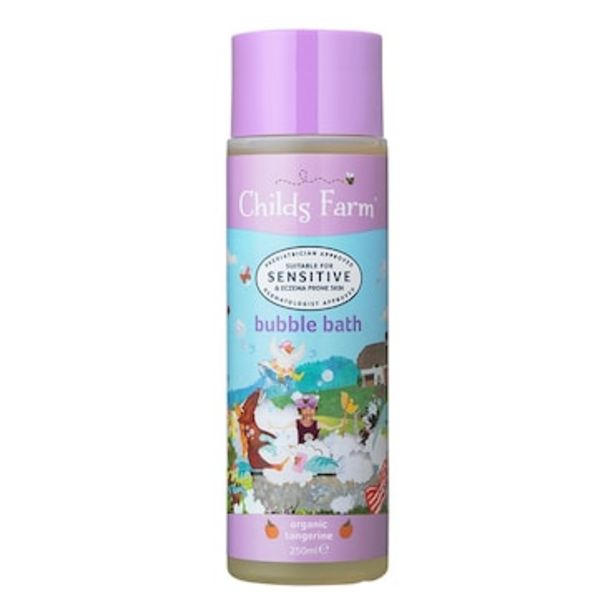Childs Farm Bubble Bath for Sweet Dreams 250ml offer at £2.99