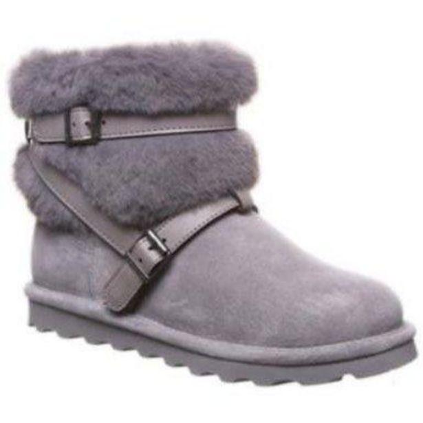 BearPaw Kiera - Grey Fog offer at £39