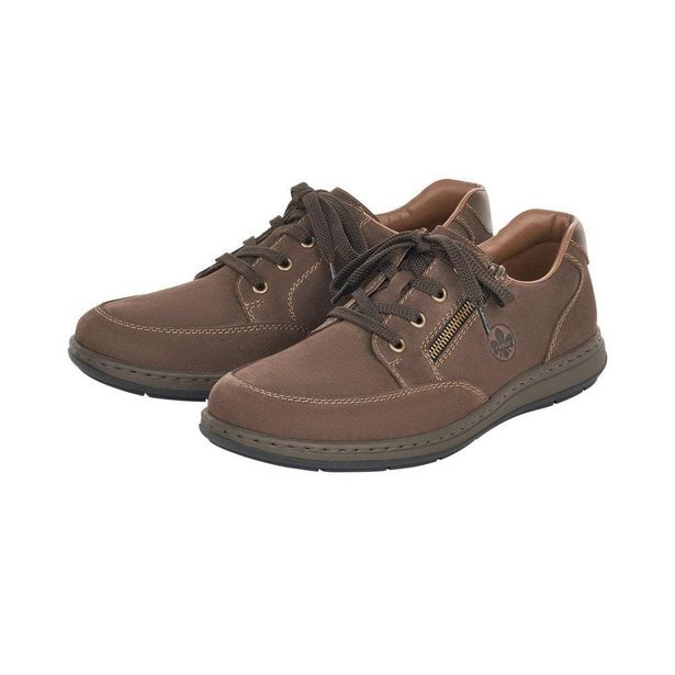 Rieker 17321-25 Men's Brown Lace Up Shoes offer at £37.5