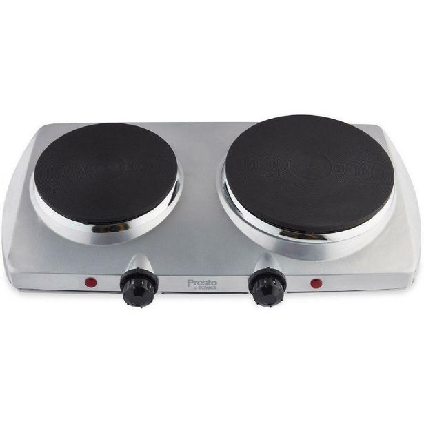 PT15004 Tower Presto Double Boiling Ring Stainless Steel offer at £29.99