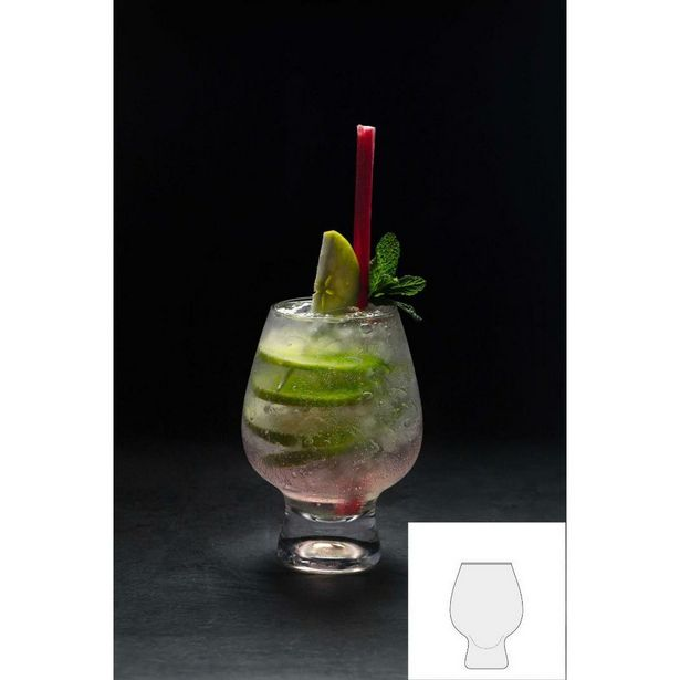 IKONIC 64- Handmade Gin/ Beer Glass offer at £2.99