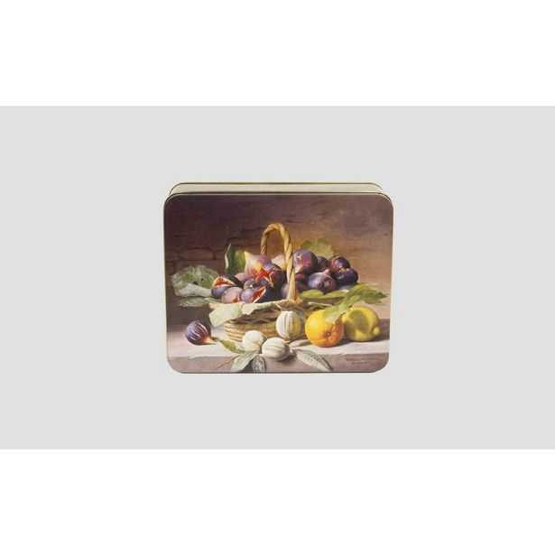 Moores Biscuits Fruit Basket - Biscuit Selection - Tin 600g offer at £7.95