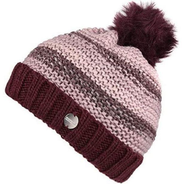 Regatta Frosty IV Hat - Deep Burgundy offer at £10