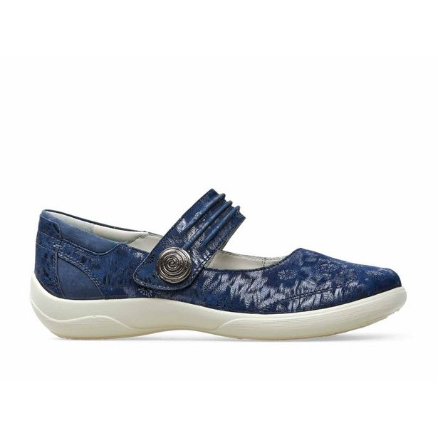 Padders Poem Casual Shoes - Blue offer at £39