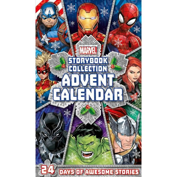 Marvel Storybook Collection Advent Calendar offer at £14.99