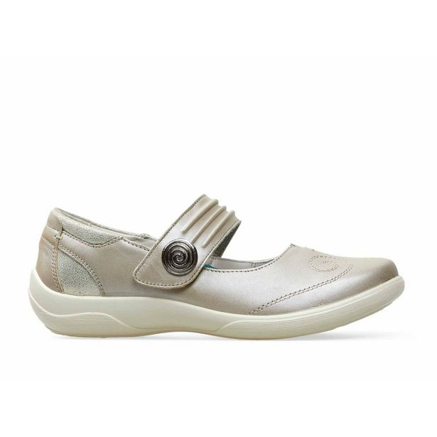 Padders Poem Casual Shoes - Matallic Combi offer at £39