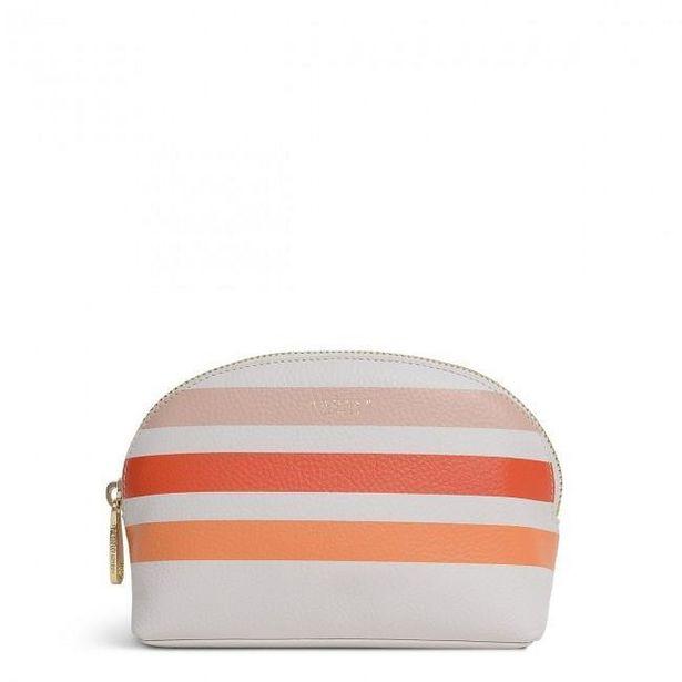 Radley Medium Cosmetic Pouch Summer Stripes- Chalk offer at £47.2