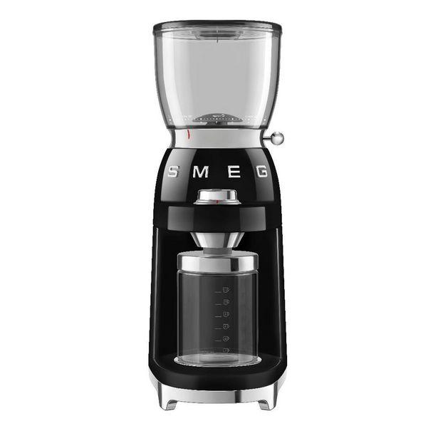 CGF01BLUK Smeg Coffee Grinder Black offer at £178.99