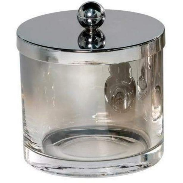 Ombre Glass Small Storage Jar offer at £20