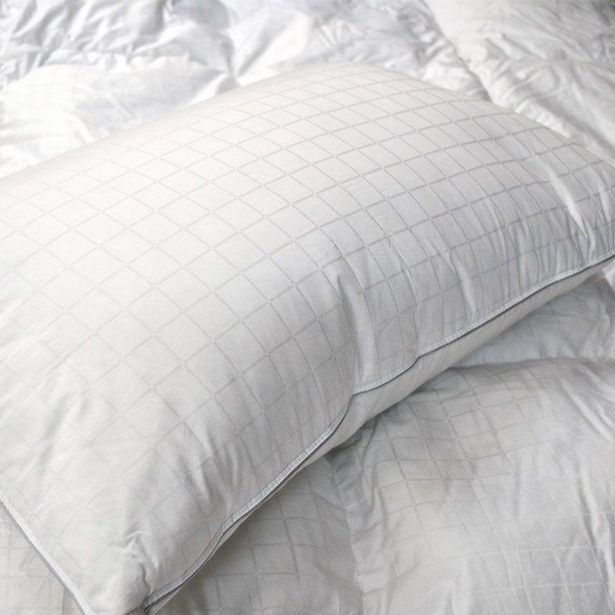 Bedeck Luxury Siberian White Down Pillow offer at £60
