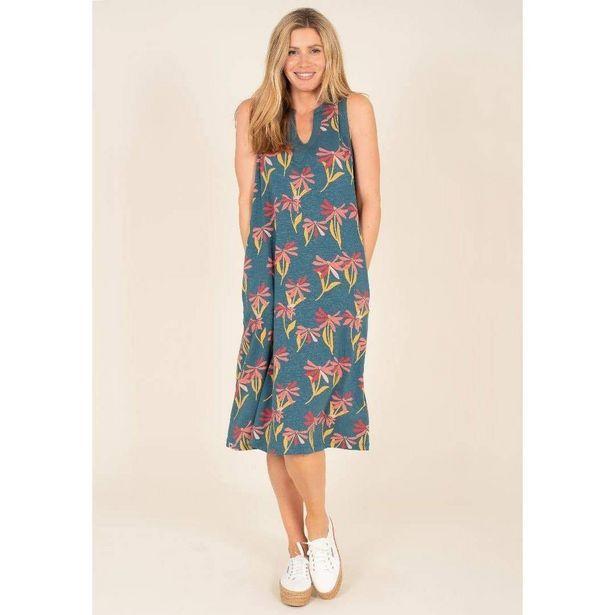 Brakeburn Stemmed Floral Beach Dress - Multi offer at £27.99