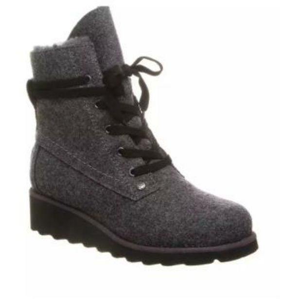 BearPaw Krista - Grey Wool offer at £39
