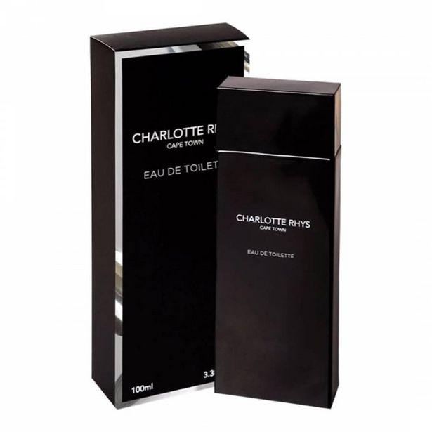 Eau de Toilette 100ml - Pure Charcoal offer at £28