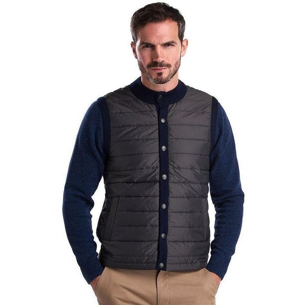 Barbour Essential Gilet - Navy offer at £59.5