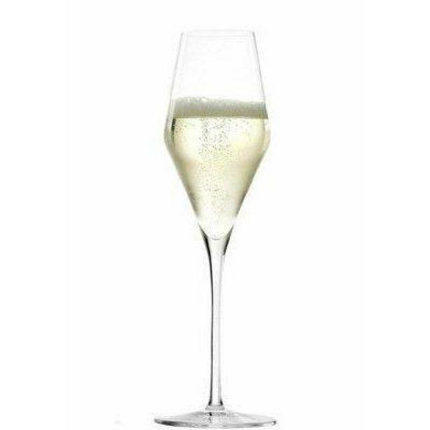 Stölzle Lausitz Quatrophil Champagne Glass - Set of 6 offer at £29.95