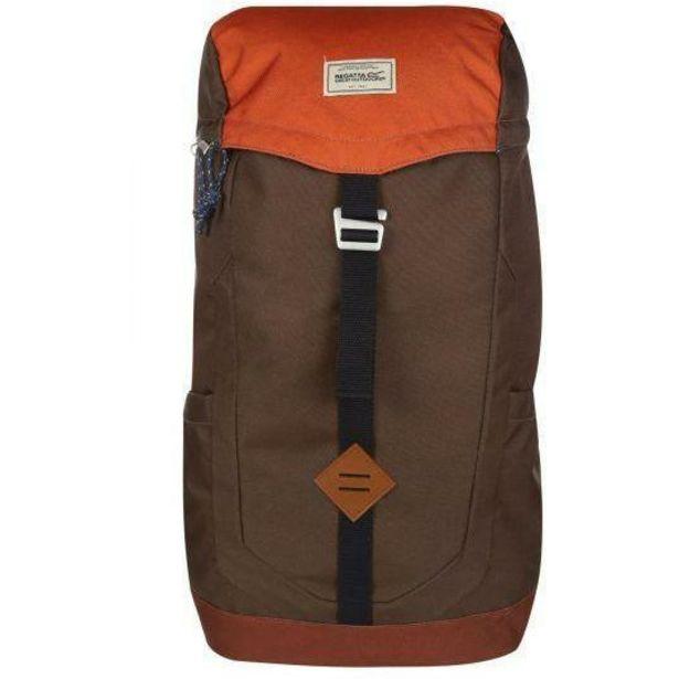 Regatta Stamford 20L Backpack - Camo Green Rust offer at £9