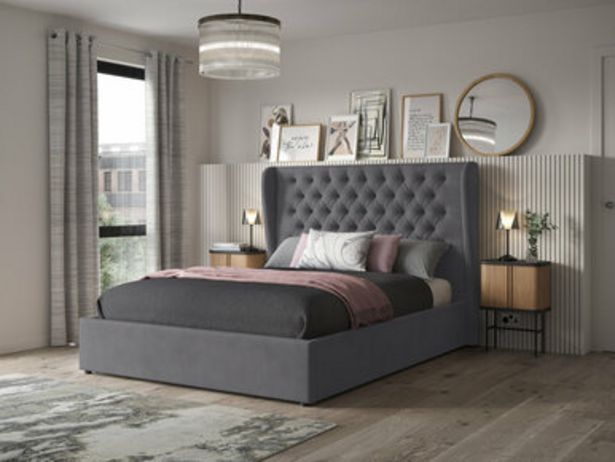 Orianna Upholstered Ottoman Bed Frame offer at £719.99