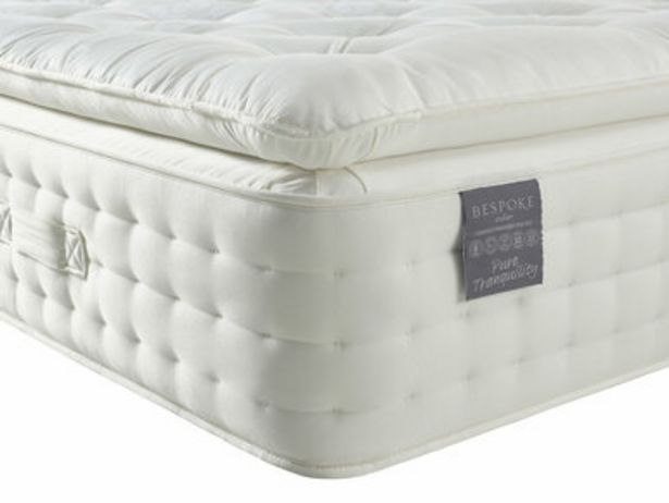 Bespoke Pure Tranquility Mattress offer at £1199.99