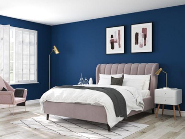 Elycia Upholstered Bed Frame offer at £949.99