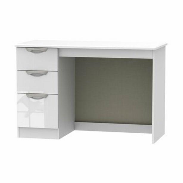Merton 3 Drawer Desk offer at £383.99