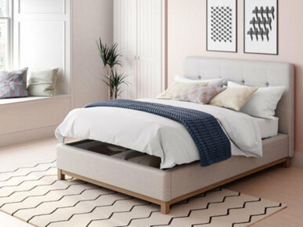 Virage Ottoman Upholstered Bed Frame offer at £499.99