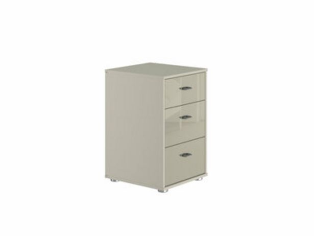 Palma 3 Drawer Bedside Table offer at £263.99