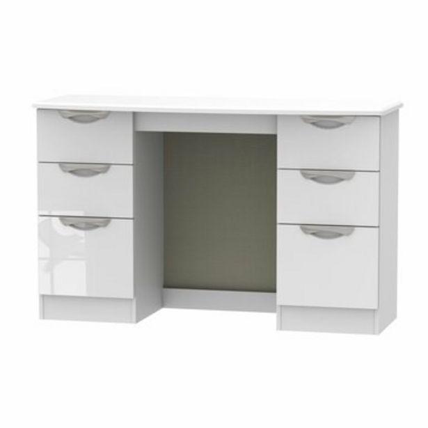 Merton 3 + 3 Drawer Dressing Table offer at £399.99