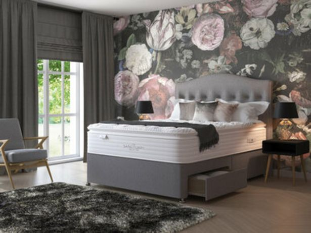 Sealy Sanctuary Spa Divan Bed Set offer at £1399.99