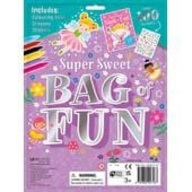 Super Sweet Bag of Fun offer at £3.99