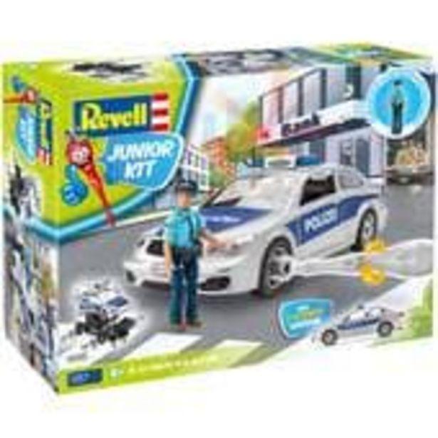 Revell Police Car and Man Junior Model Kit offer at £20