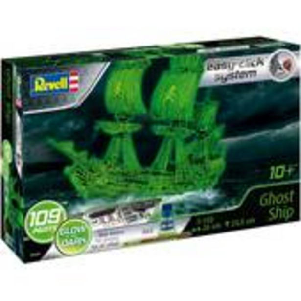 Revell Ghost Ship Easy Click Kit offer at £20