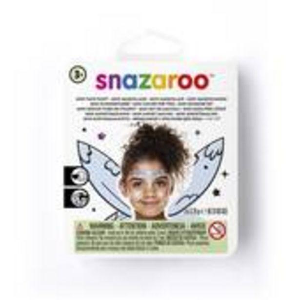 Snazaroo Ice Fairy Mini Face Paint Kit offer at £3.8