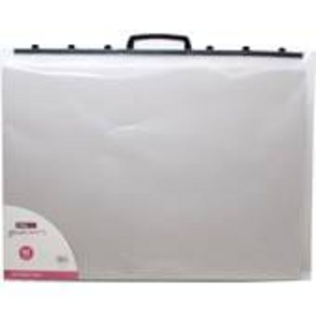 Clear Carry Case A1 offer at £8