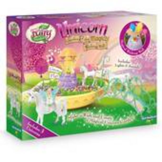 My Fairy Garden Unicorn Garden and Wishing Well offer at £20