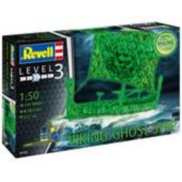 Revell Viking Ghost Ship Model Set 1:50 offer at £26