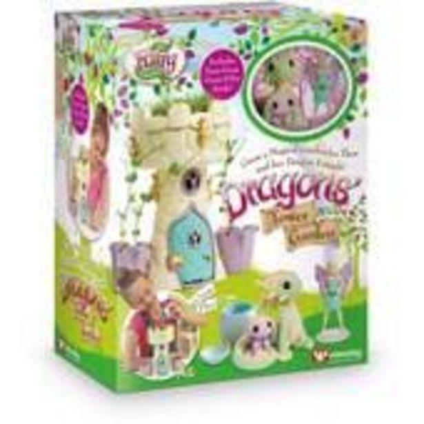 My Fairy Garden Dragons' Tower Garden offer at £15