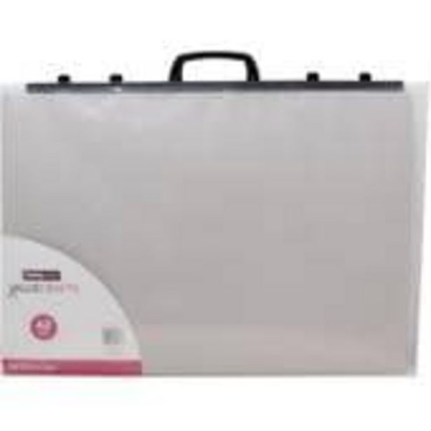 Clear Carry Case A2 offer at £6.5