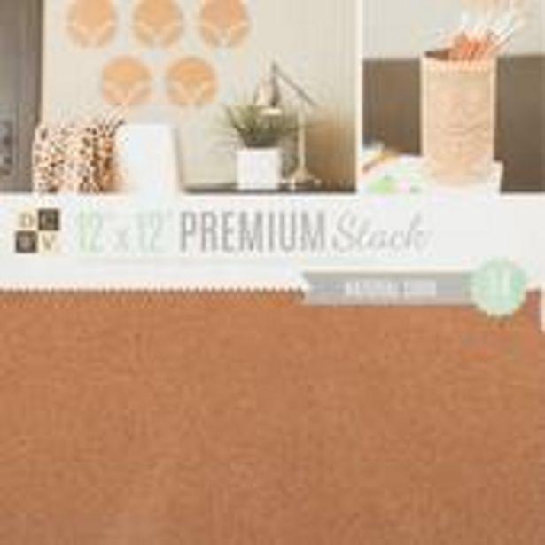 DCWV Natural Cork Premium Stack 14 Sheets offer at £12