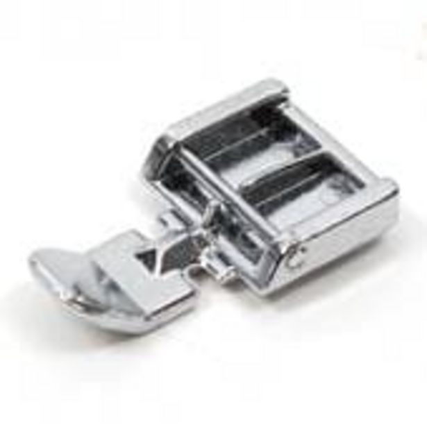 Silver Zipper Sewing Foot offer at £4