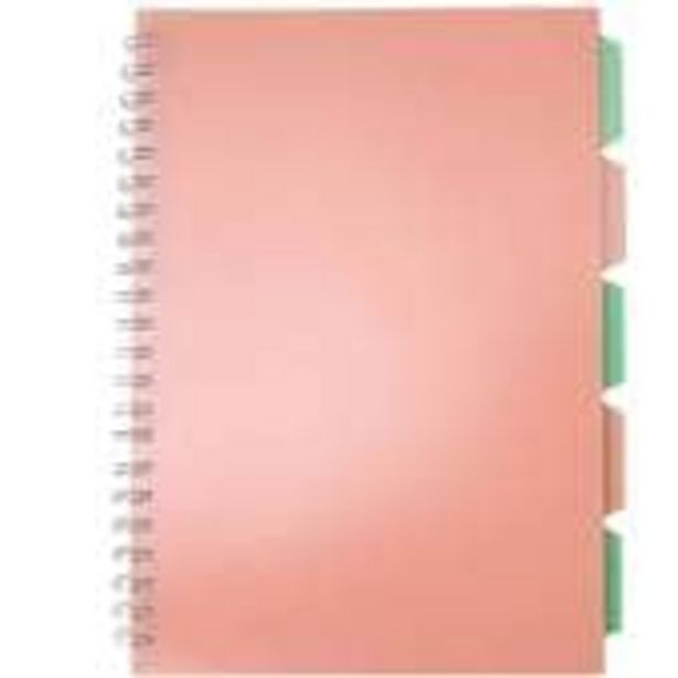 Coral Project Book A4 offer at £5