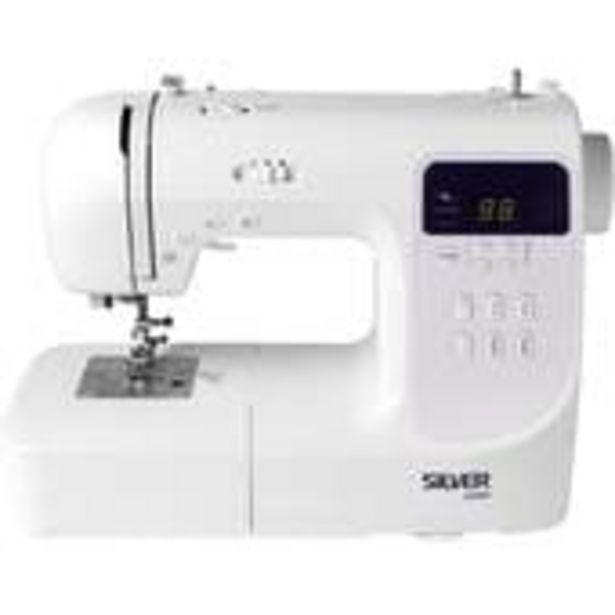 Silver 1040 Computerised Sewing Machine offer at £250