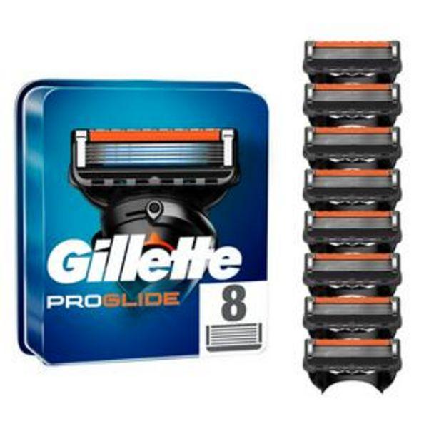 Gillette Fusion ProGlide Mens Razor Blades x8 offer at £20.25