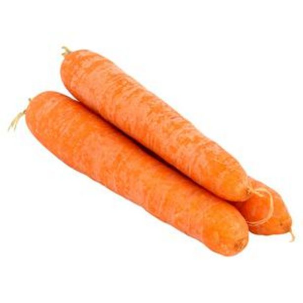 Sainsbury's Carrots Loose offer at £0.35