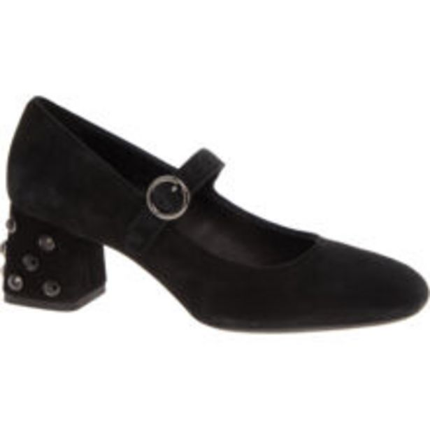 Black Suede Seyla Shoes offer at £16