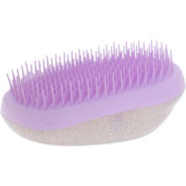 Silver Detangling Hairbrush offer at £7.99