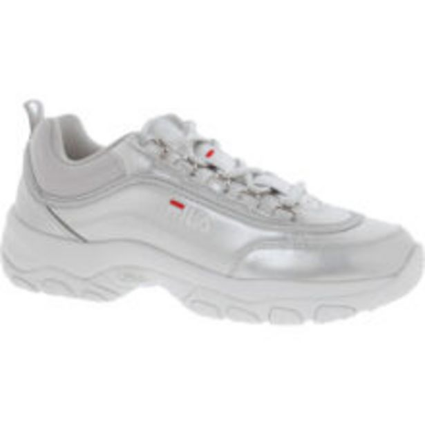 Silver Strada Trainers offer at £29.99